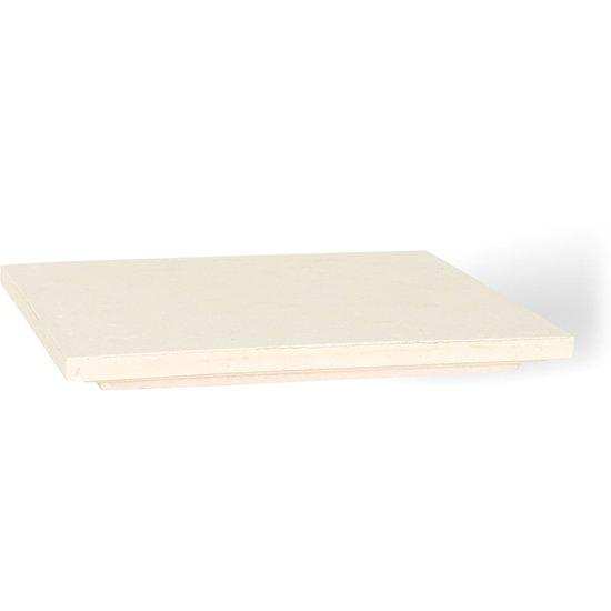 POLYSTONE STYLE lid, crème