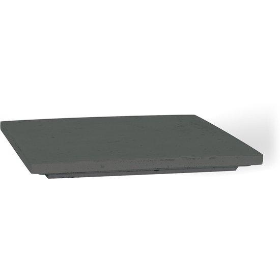 POLYSTONE STYLE lid, anthracite