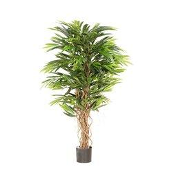 LONGIFOLIA LIANA artificial plant, 150 cm L: 40 , W: 40 , H: 150 | green-brown