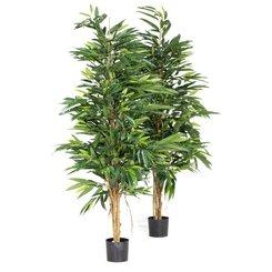 LONGIFOLIA ROYAL NATURAL artificial plant, 150 cm L: 50 , W: 50 , H: 150 | green-brown